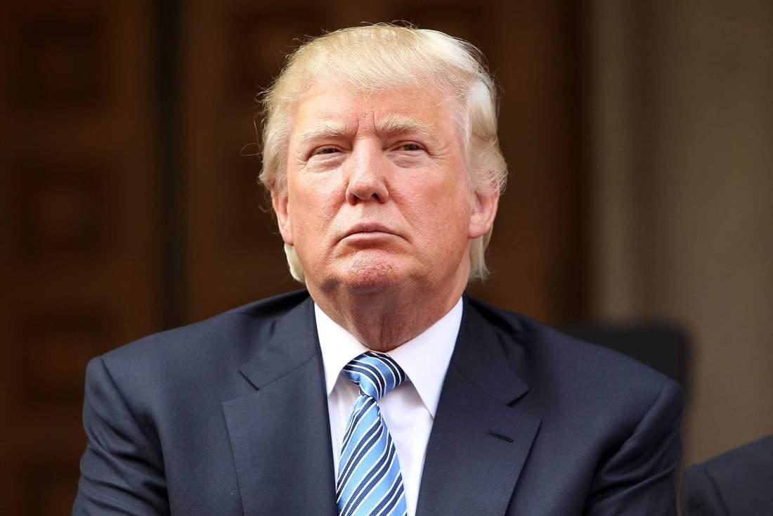 O nouă declarație stupefiantă marca Trump