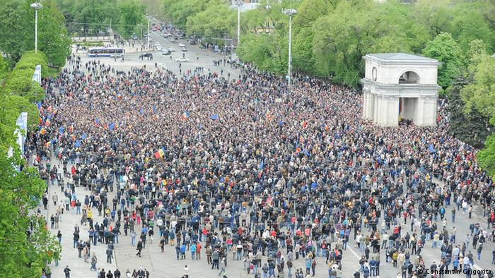 Dezastru în Republica Moldova