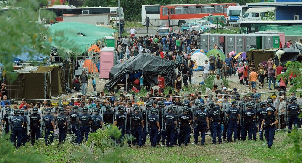 Situația refugiaților din Germania scapă de sub control
