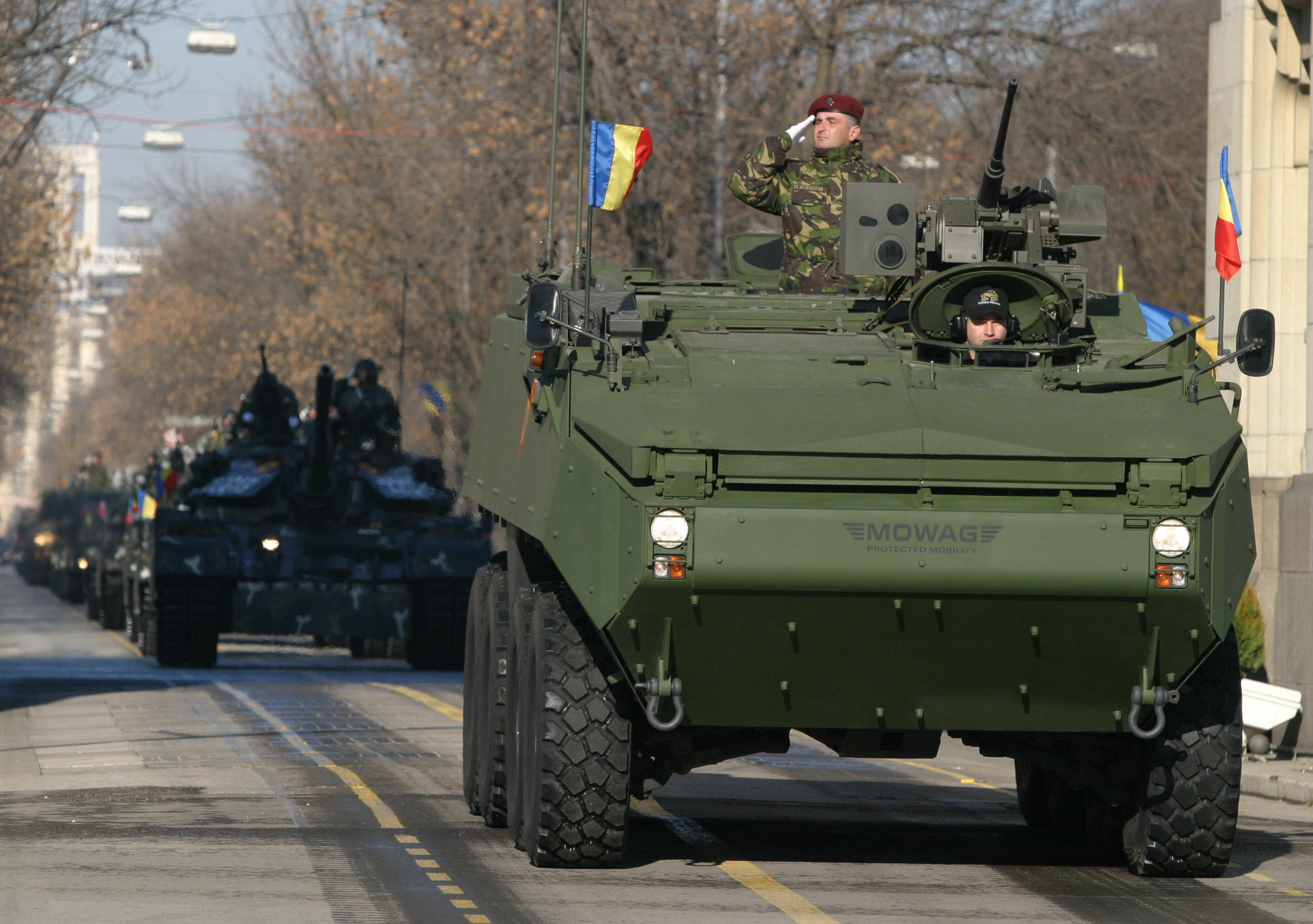 Zece probleme stringente ale Armatei Române