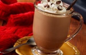 cea mai cremoasă ciocolată caldă