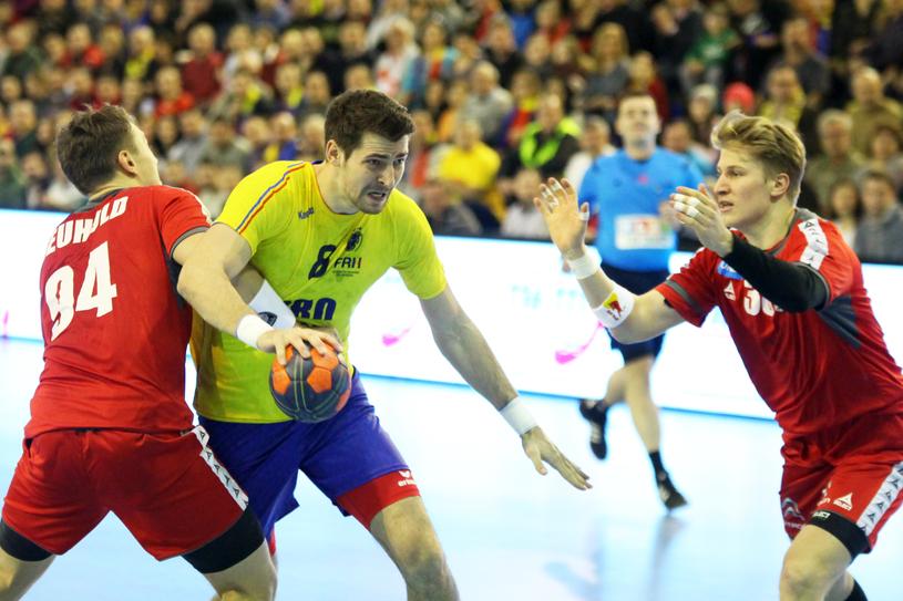 Prima victorie pentru tricolori în campania de calificare pentru Campionatul European de Handbal masculin din 2020