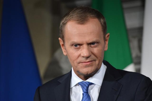 Donald Tusk, noul președinte al Partidului Popular European
