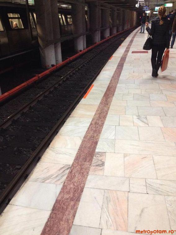 Metrorex începe lucrări de modernizare la trei staţii