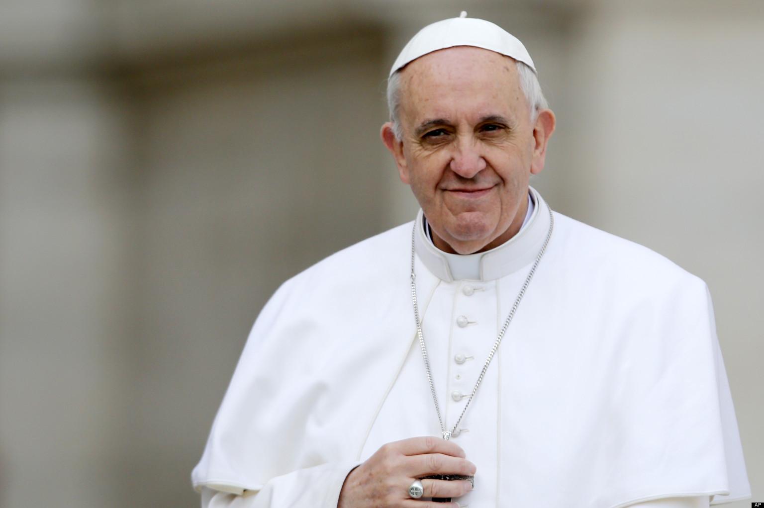 Oficial: Papa Francisc vine în România