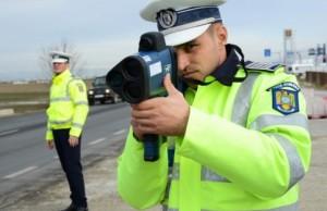 Șoferii vor fi vanați cu radare cu laser Unde vor fi folosite acestea