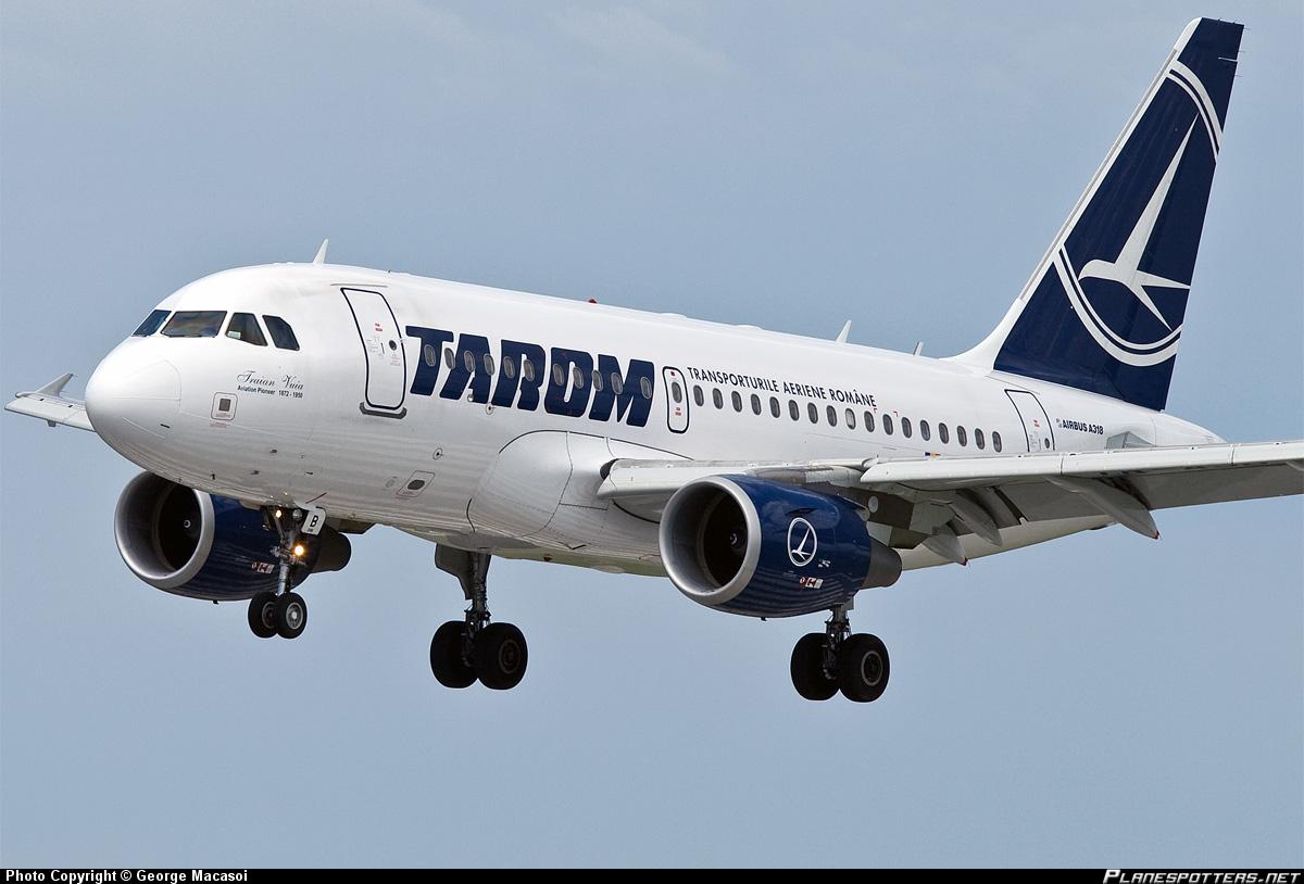 Scandal la Tarom. Un mecanic de aviaţie, în comă alcoolică