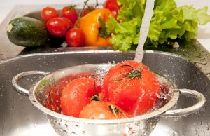 metode de eliminare a bacteriilor de pe fructe și legume