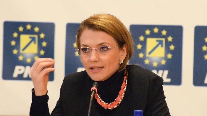 Alina Gorghiu: Cei cu două mâini și două picioare trebuie să muncească