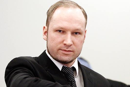 Breivik Photo: Criminalul în Masă Din Norvegia Se Plânge De Tratament