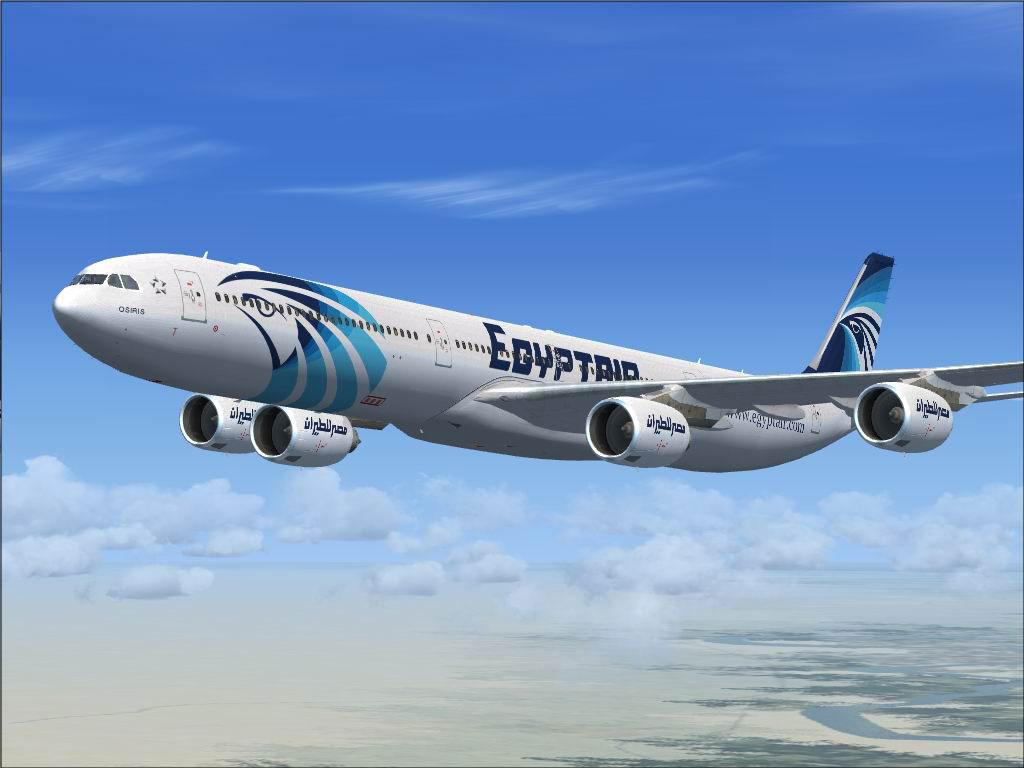 UPDATE Avion Egyptair deturnat. Atacatorul a fost prins