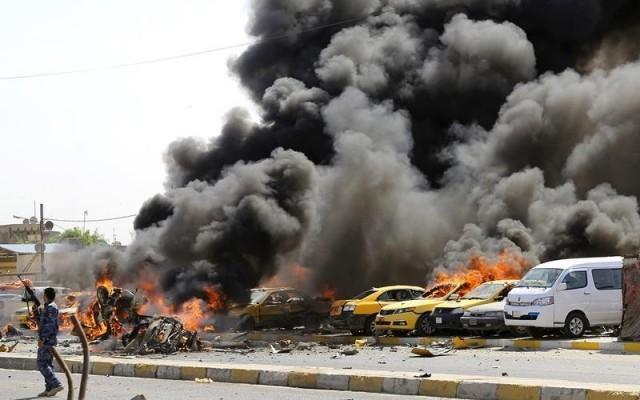 Atentat sinucigaș în centrul Bagdadului: Trei morți și 27 de răniți
