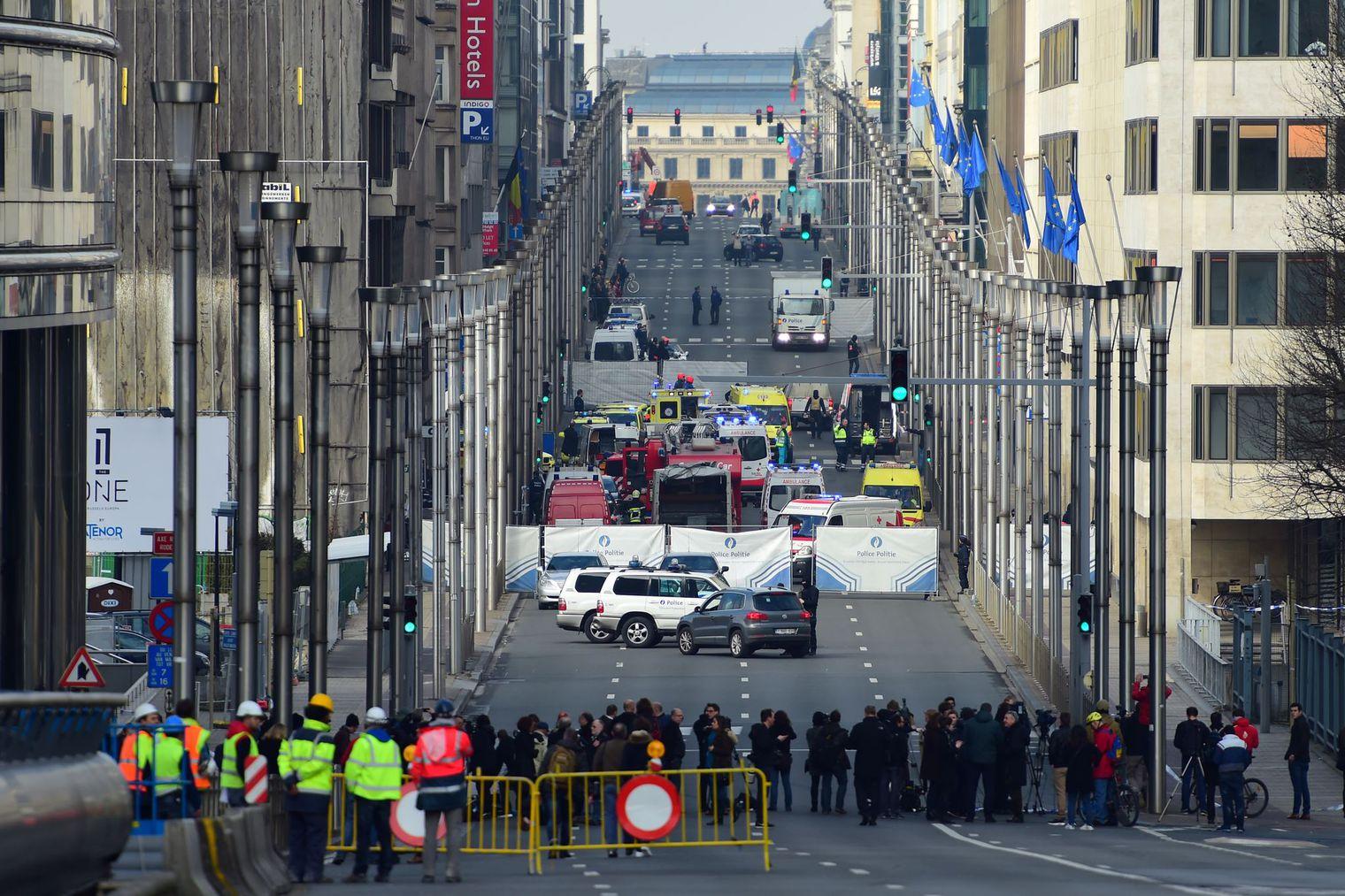 Mesajul înfricoșător al jihadiștilor după atentatele de la Bruxelles