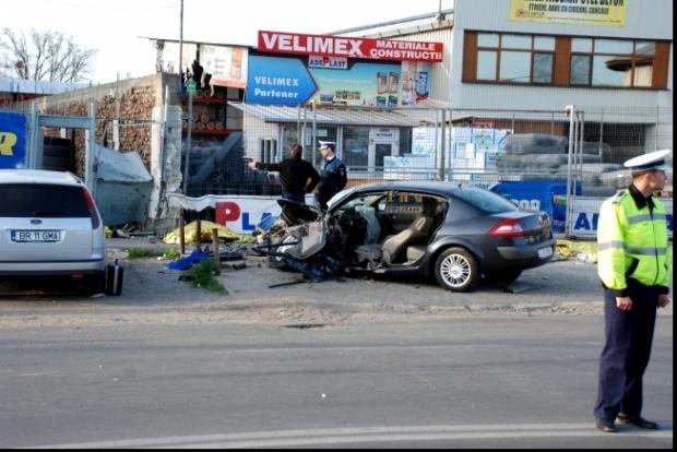 Şoferul care a omorât cinci oameni la Brăila nu era drogat
