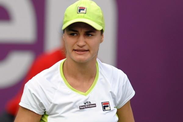 Monica Niculescu s-a retras de la turneul de la Hobart