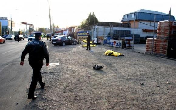 Șoferul care a ucis cinci oameni în Brăila era drogat