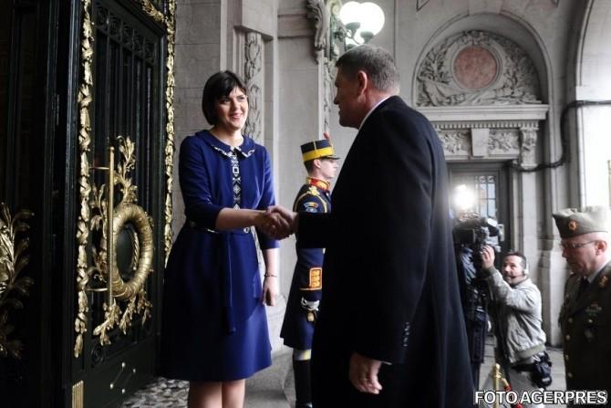 Iohannis va lua o decizie în cazul revocării șefei DNA după Paști