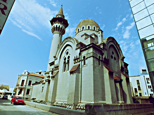 Cum va arăta mega-moscheea din București