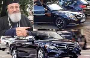 VIDEO Mitropolitul Ardealului a blestemat un jurnalist care i-a fotografiat bolidul de lux