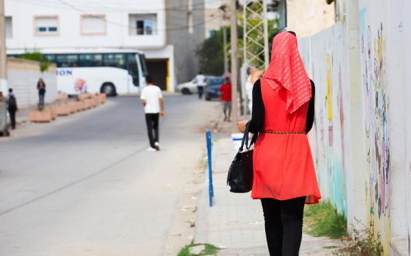 Tinere musulmane atacate în Bucureşti
