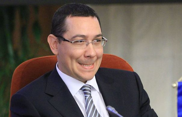 Ponta, atac murdar la Iohannis