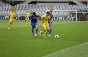 Gabi Balint face praf naționala de fotbal a Romaniei