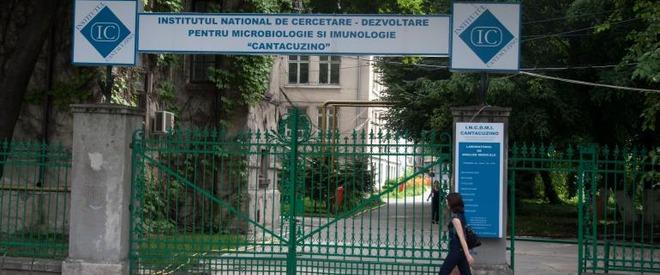 Sute de posturi scoase la concurs la Institutul Cantacuzino. Se caută medici, biologi și chimiști