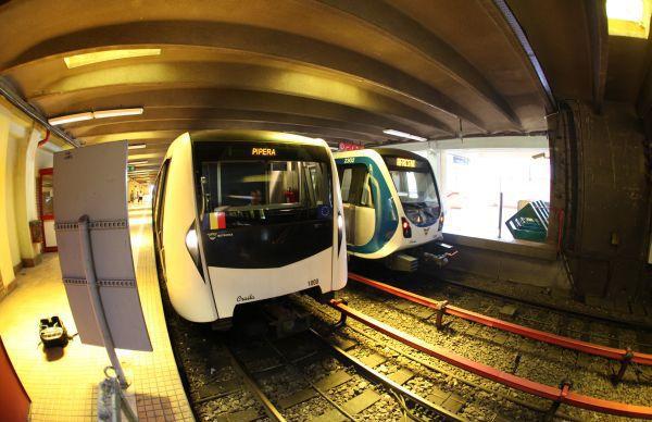 UPDATE: Sinucidere la metrou. Tânărul avea 31 de ani