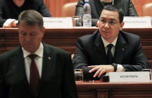 Victor Ponta toarna tot