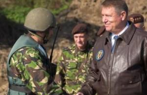 Mesajul cu talc al lui Klaus Iohannis pentru militarii din Afganistan