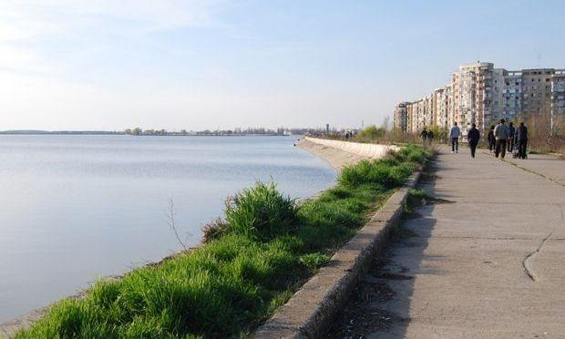 Tragedie pe Lacul Morii din Capitală