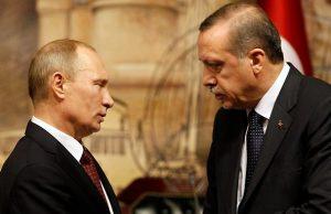 Putin ii intinde o mana lui Erdogan