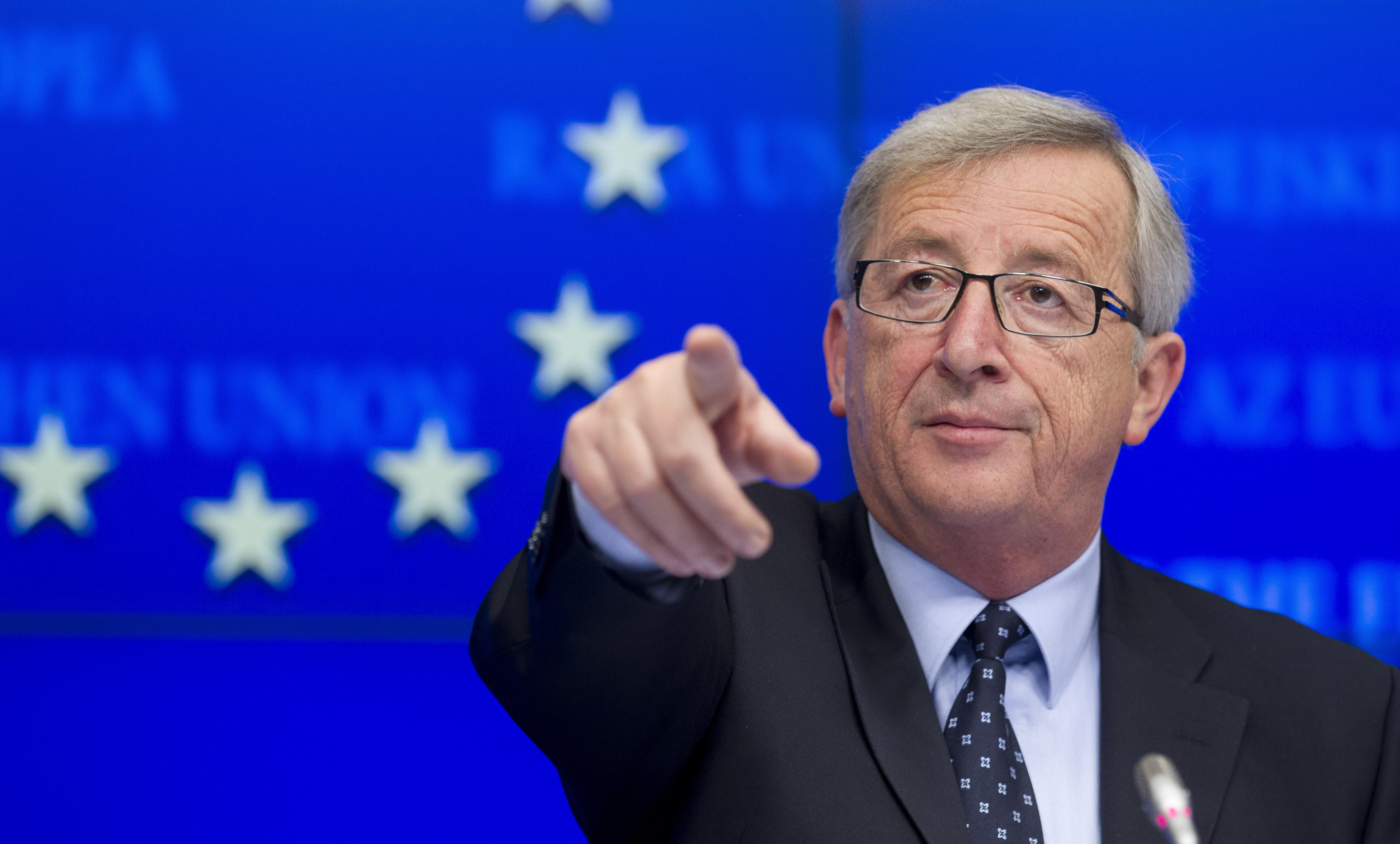 """Juncker, despre Brexit: """"Un moment împotriva sensului istoriei şi a spiritului lui Churchill"""""""