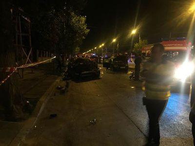 Șoferul care a produs accidentul de pe Șoseaua Chitila era recidivist