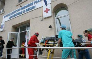 Situație dramatica in sanatate pacient cu arsuri transferat in Bulgaria Spitalul de Arsi sta inchis