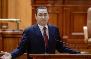 Deputat PSD rupe tacerea Victor Ponta va fi presedinte la PRU