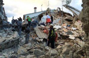 UPDATE Nou bilanț tragic dupa cutremurul din Italia Un roman a murit alți doi sunt raniți