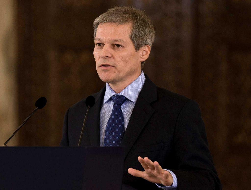 """Cioloș: """"Nu vrem să repetăm situaţia CDR sau a Alianţei DA"""""""