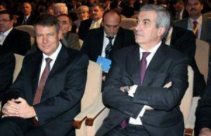 Tariceanu nu se lasa Iohannis la fel ca Basescu protejeaza statul mafiot