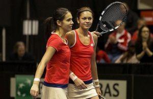 Andreea Mitu și Raluca Olaru