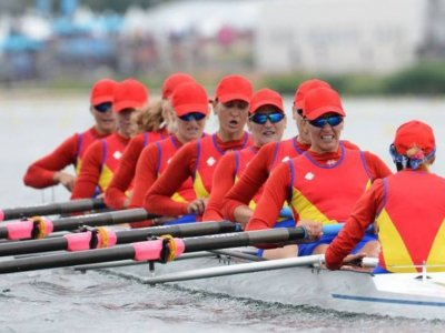 România încheie cu două medalii Campionatul Mondial de Canotaj de la Plovdiv