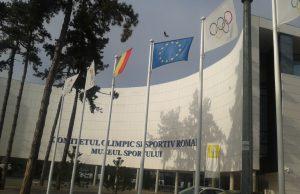 Demisie la vârful Comitetului Olimpic Român
