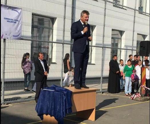 Soțul Gabrielei Firea va candida la prezidențiale