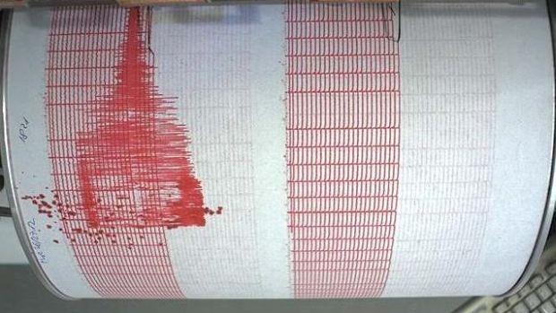 Cutremur de 3,8 grade pe scara Richter în Vrancea