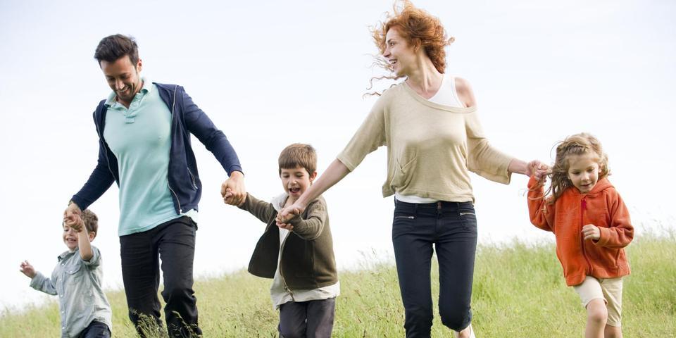 Trei lucruri despre părinți, pe care copiii nu o să le uite niciodată