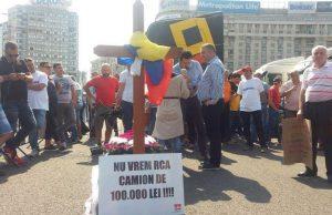 Consiliul Concurenței protest RCA