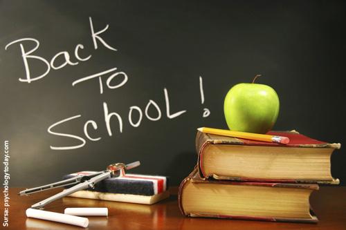 Școala începe pe 9 septembrie