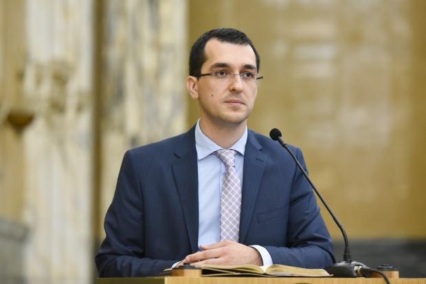 Vlad Voiculescu s-a retras din cursa pentru Primăria Generală a Capitalei