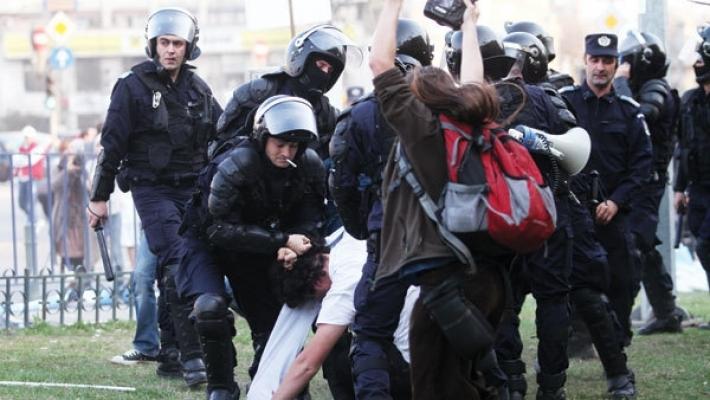 Ministrul de Interne verifică presupusul abuz al jandarmilor de la Marșul Unirii