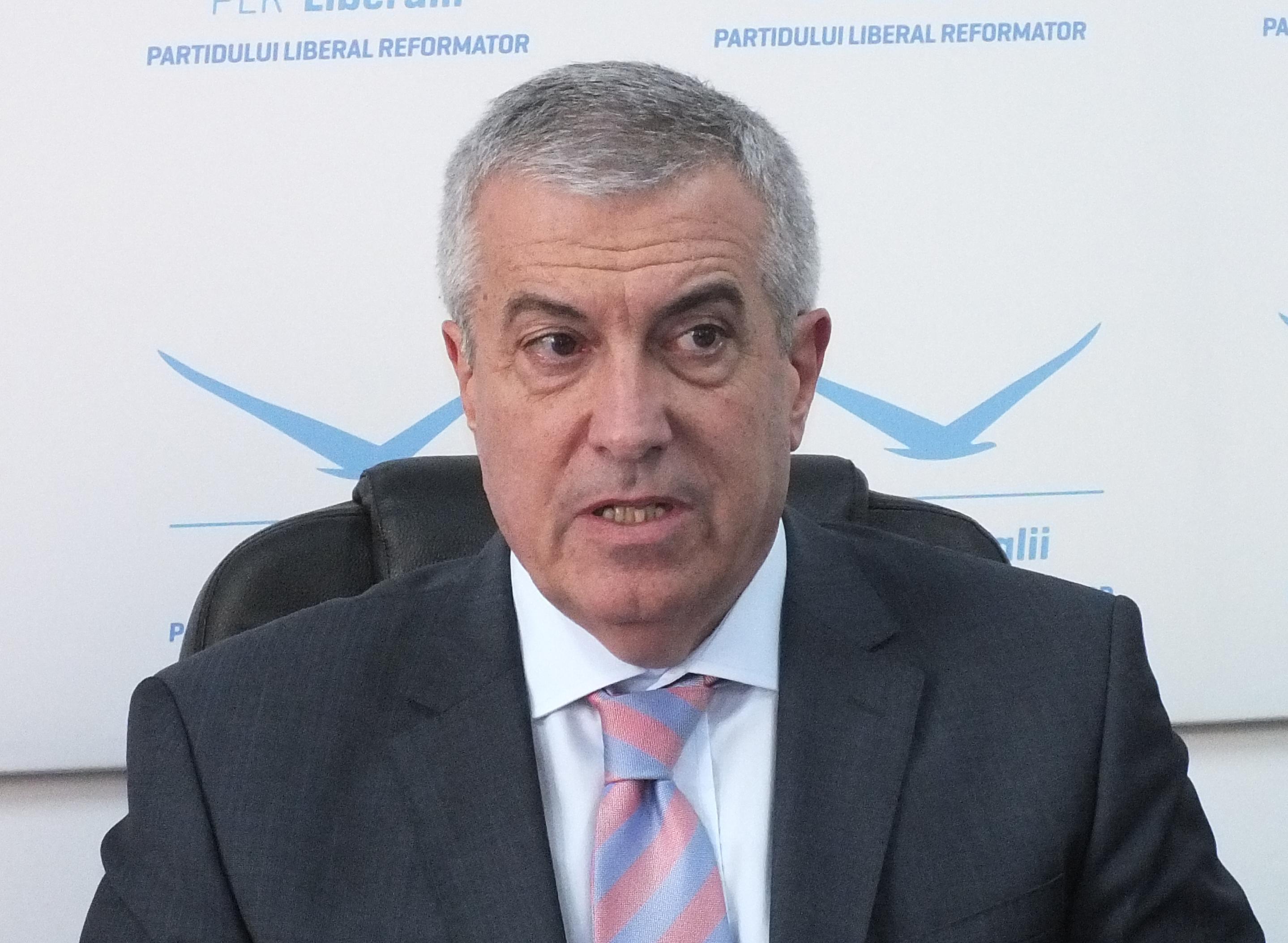 Tăriceanu: Eu nu accept ca DNA să facă Guvernul României